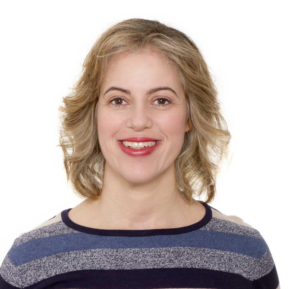 Dr Claudia Petherick